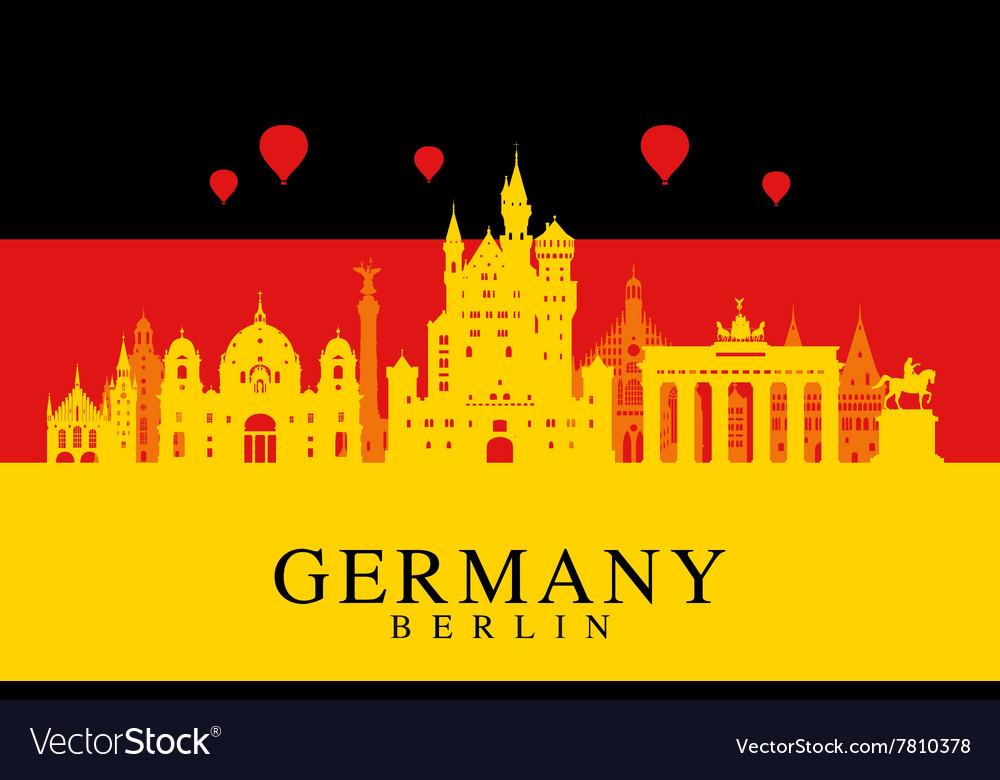 Germany Berlin travel landmark