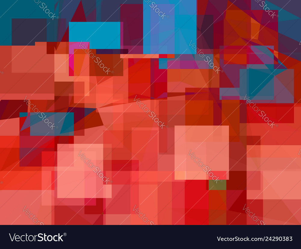 Abstract retro background with scraps