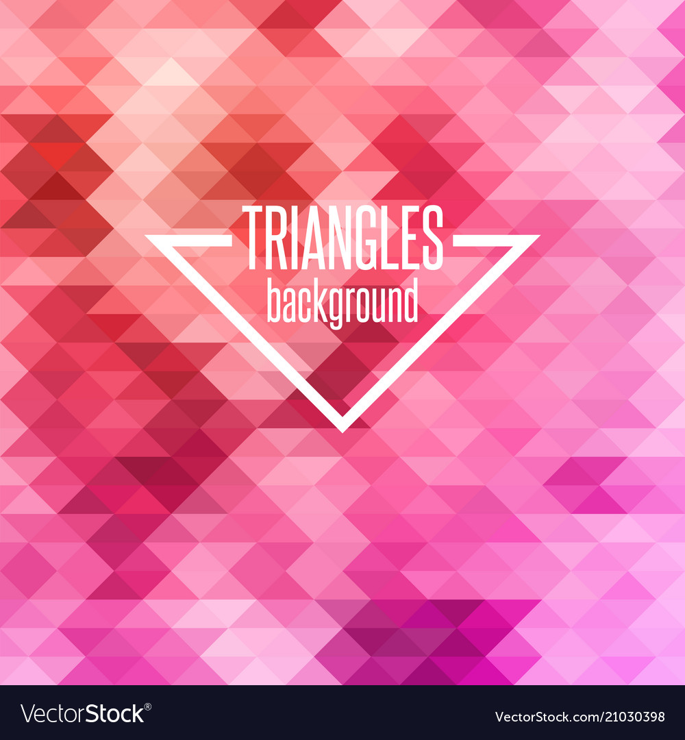 Abstract colorful geometric background with