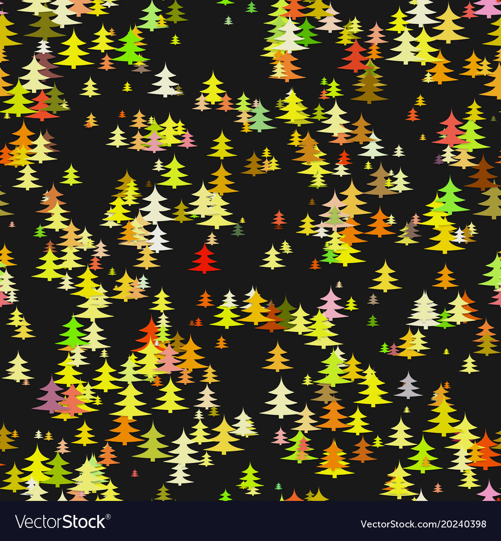 Color abstract random christmas background