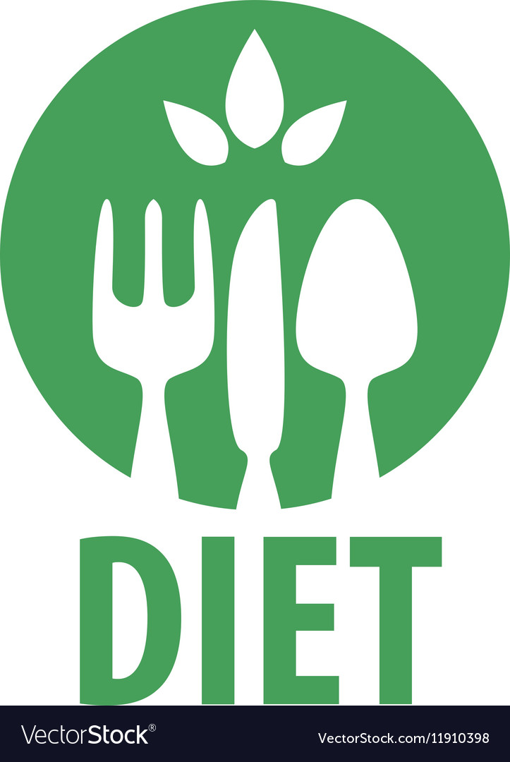 Logo for diet