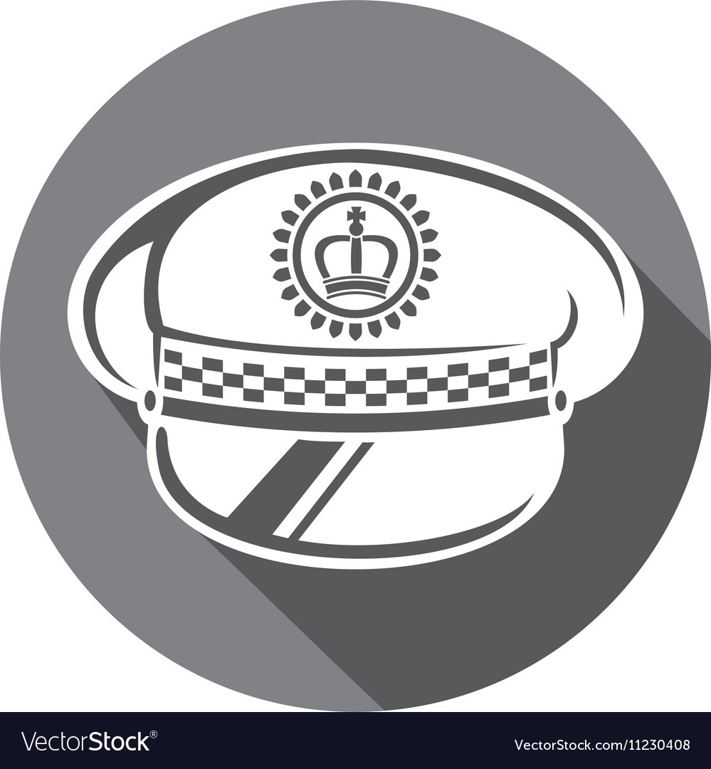Police Hat Icon