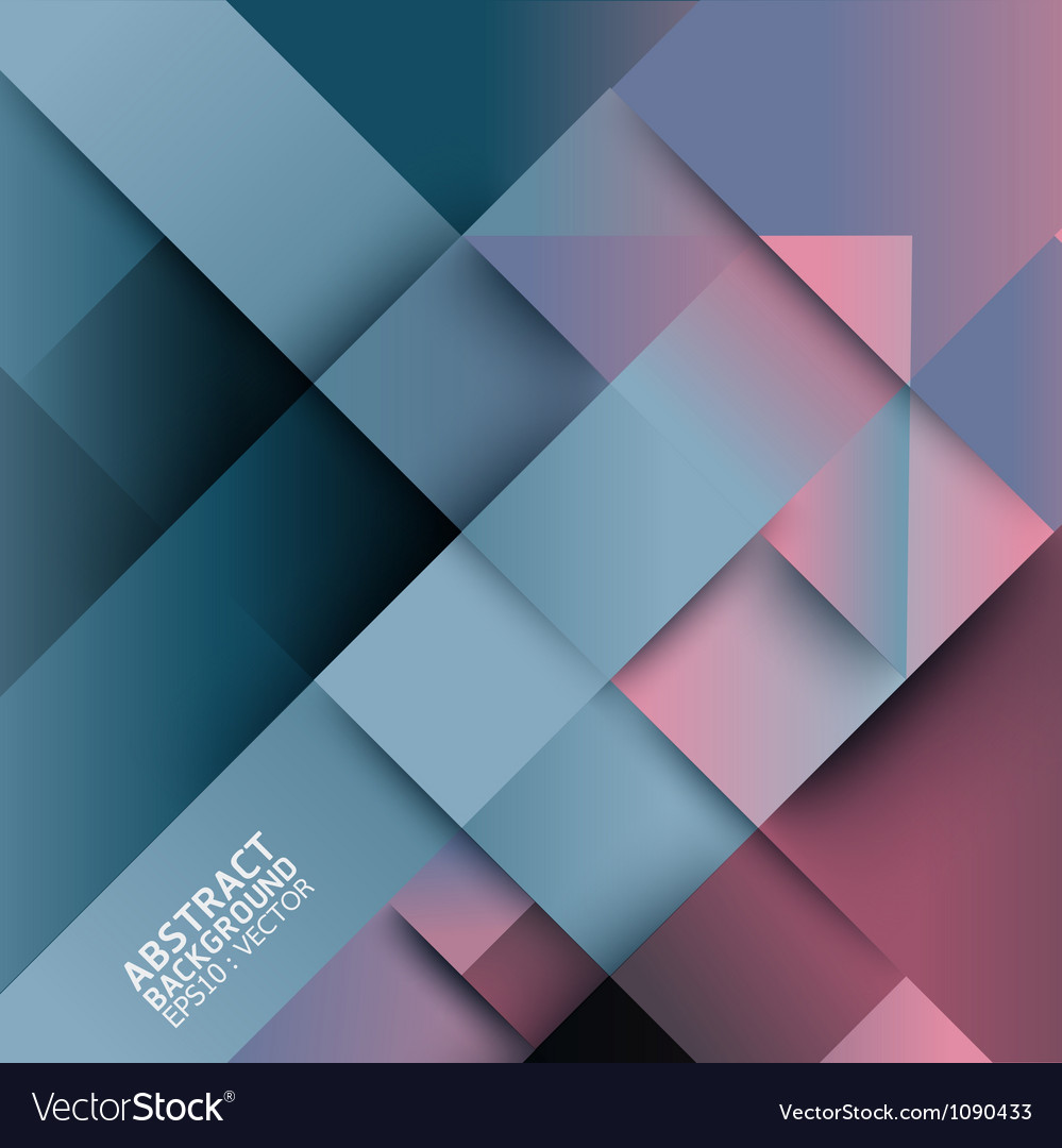 Abstract from arrow shape background - seamless