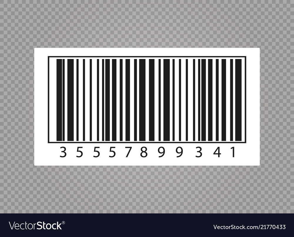 Realistic bar code