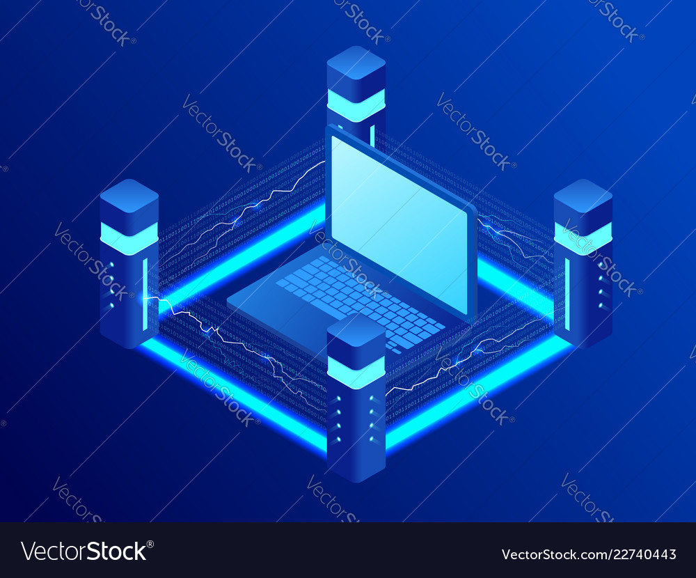 Isometric protection of information general data