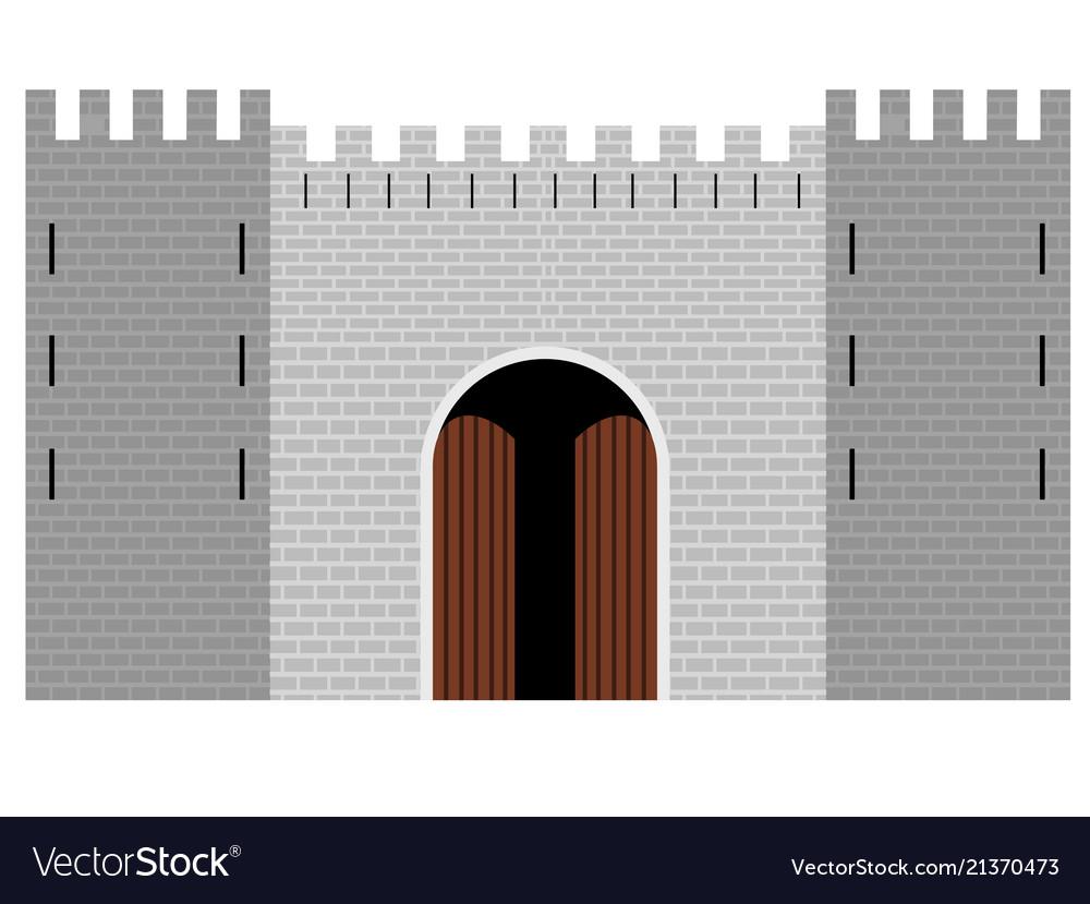 Castle wall image