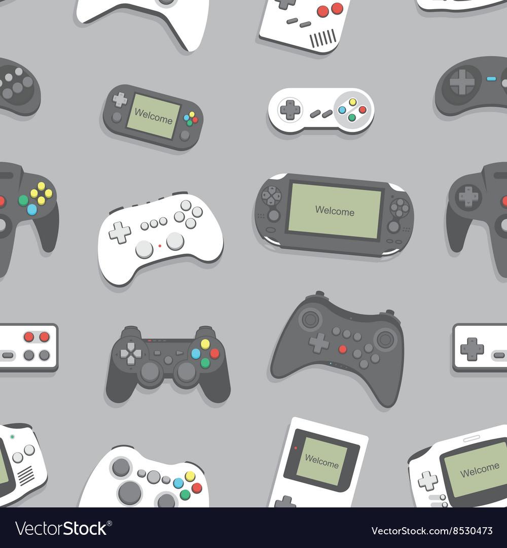 Gamepad seamless background