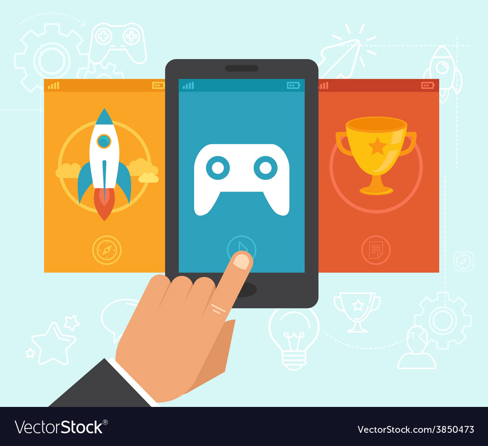Gamification concept