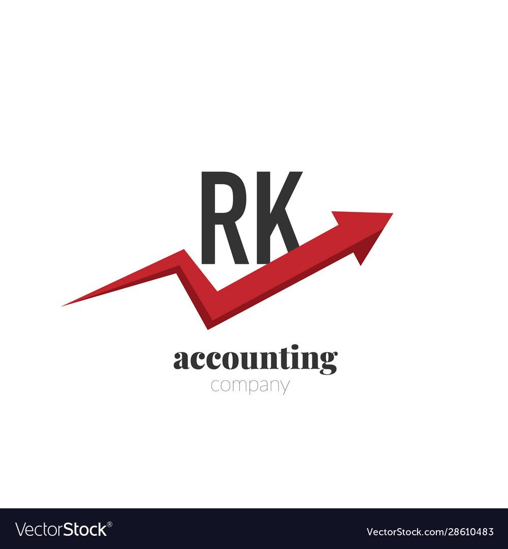 Initial letter rk creative finance - money