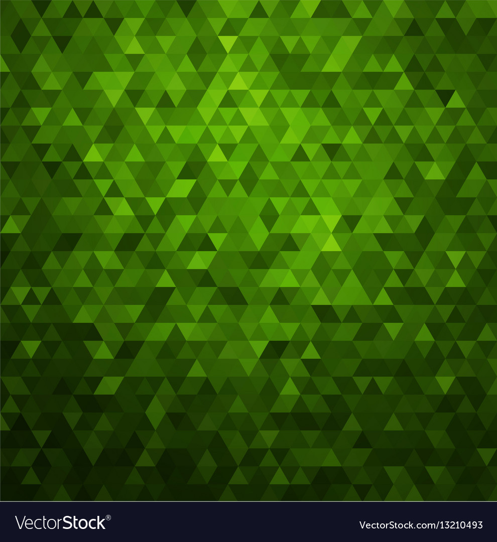 Abstract green colorful background