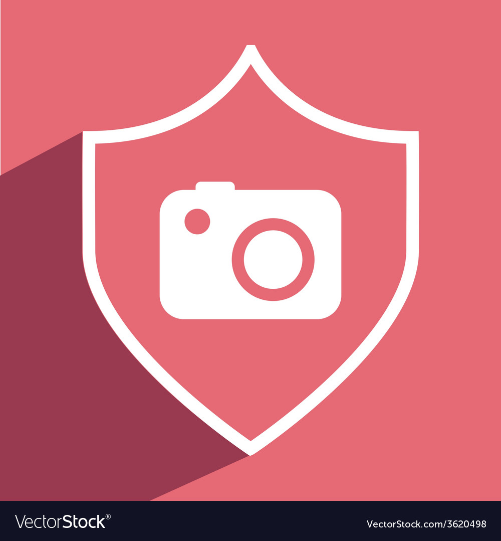 Camera icon design