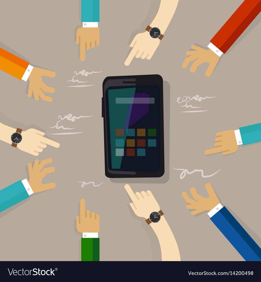 Smart phone mobile technology review customer