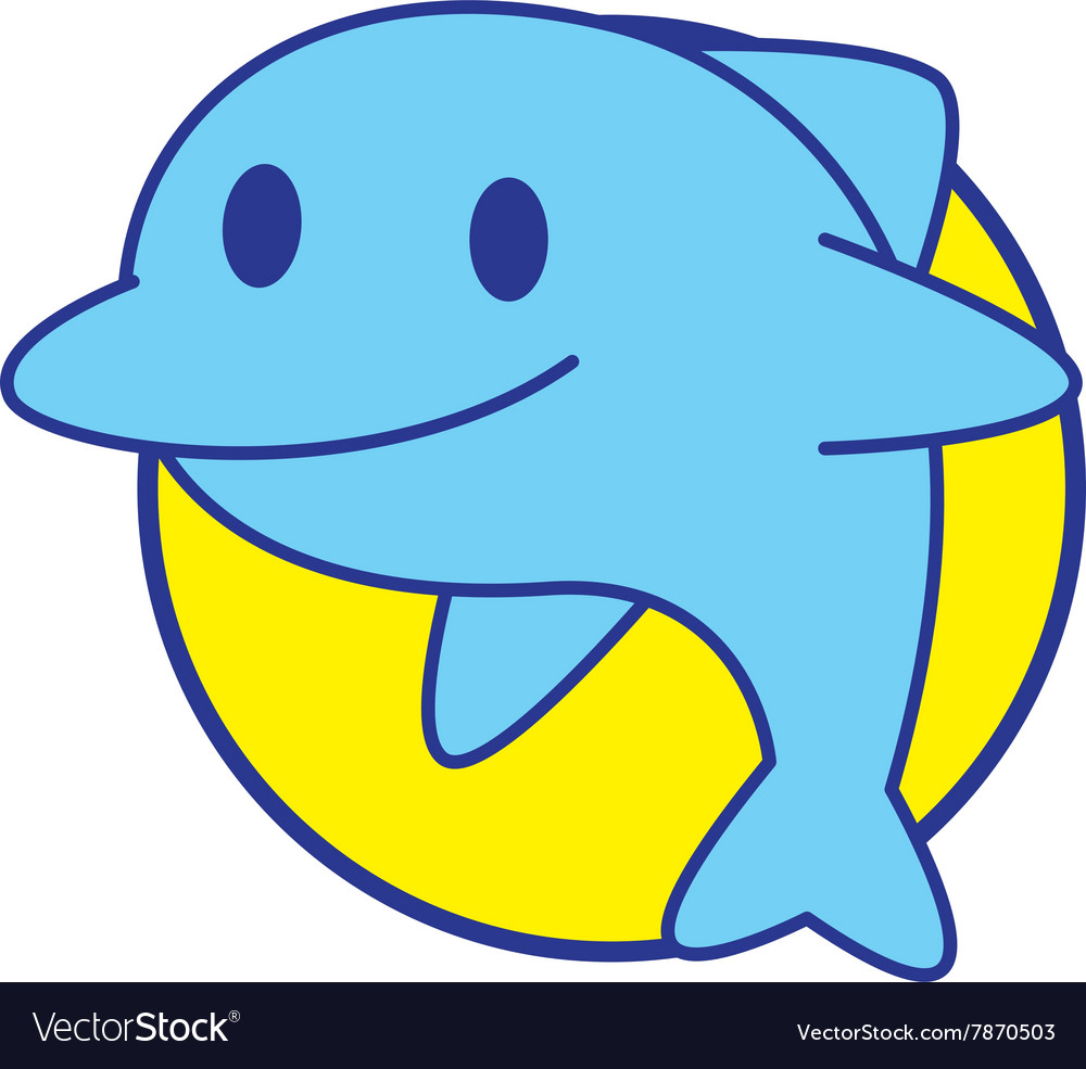 Smile Dolphin