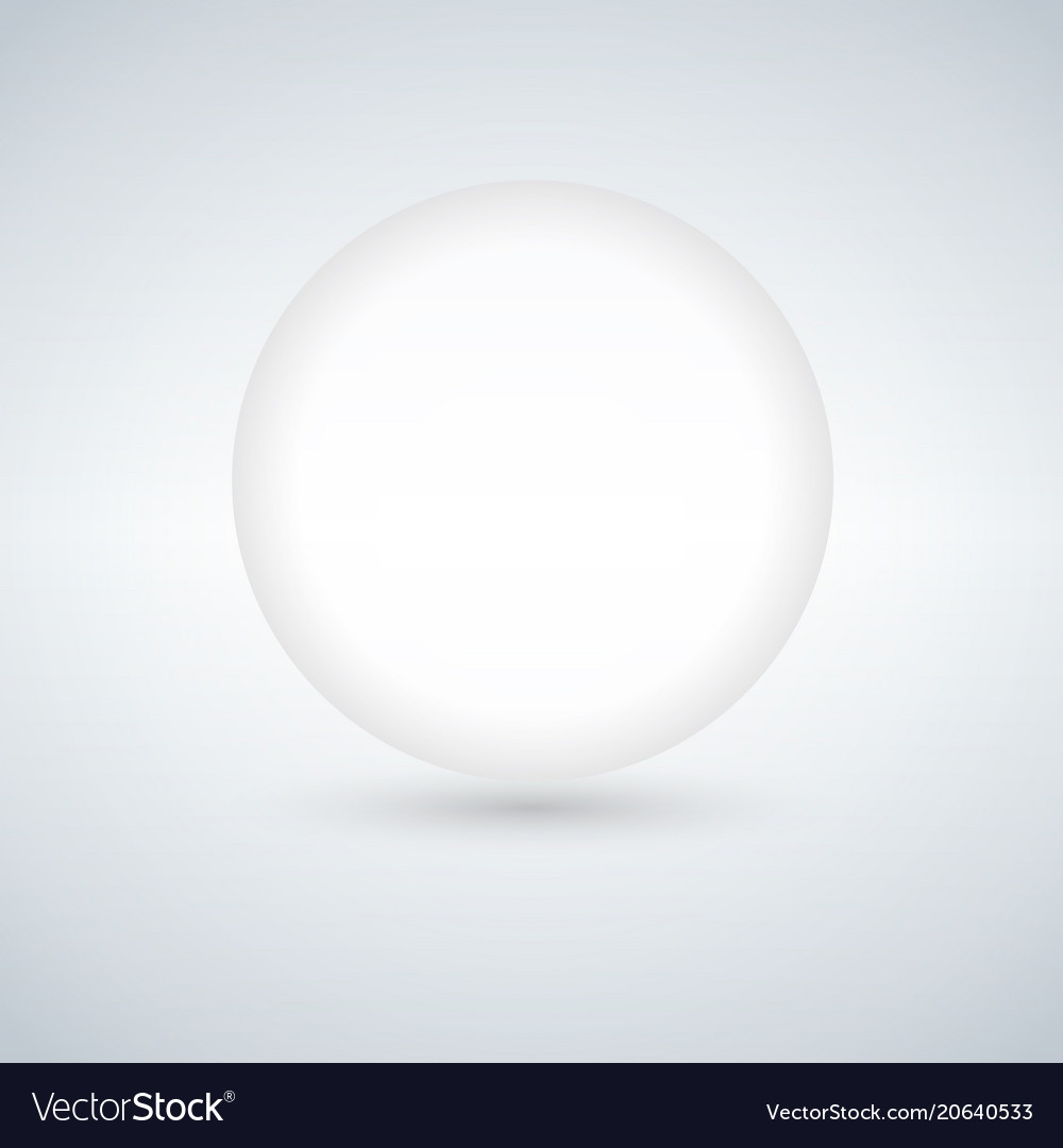 Glass ball with gradient mesh