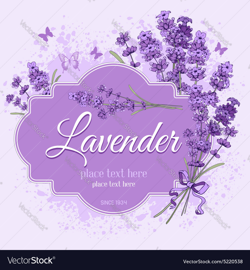 Lavender Background Royalty Free Vector Image Vectorstock ✓ free for commercial use ✓ high quality images. vectorstock