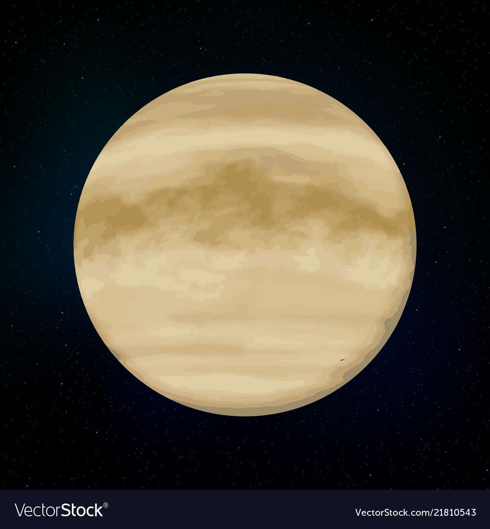 Venus realistic planet