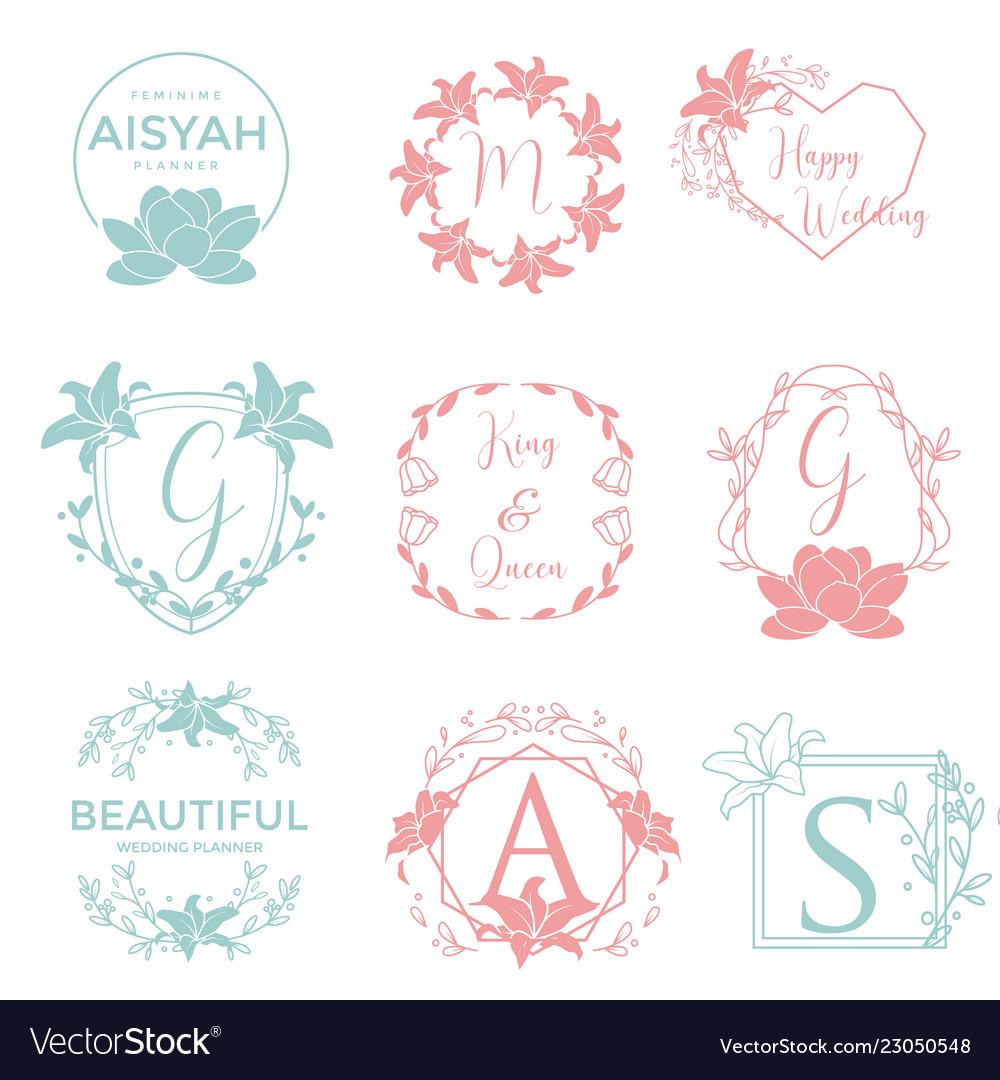 78 Gambar Desain Logo Wedding Organizer HD Paling Keren Download Gratis