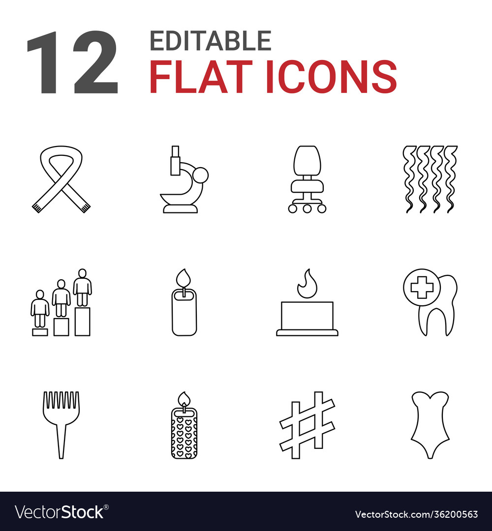 12 one icons