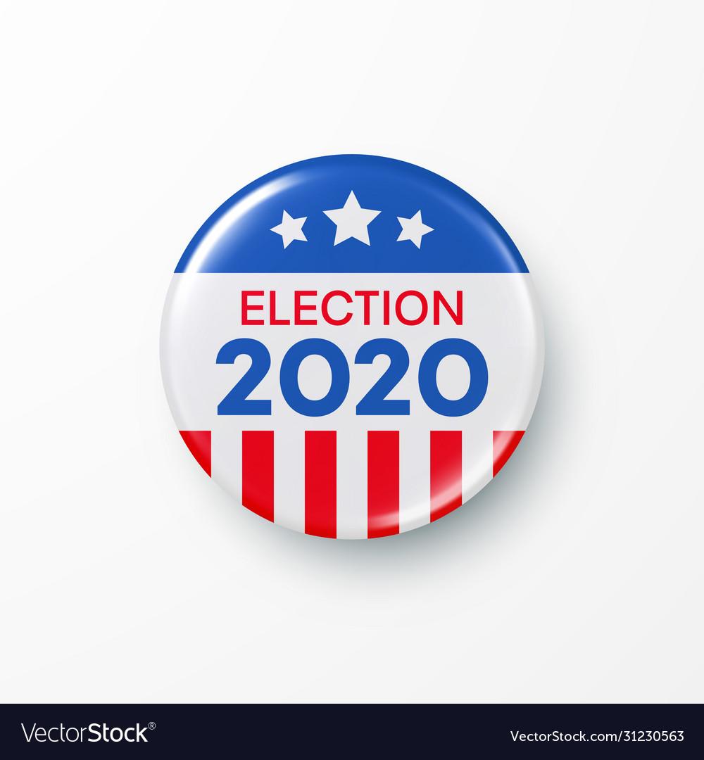I vote 2020 united states america presidential