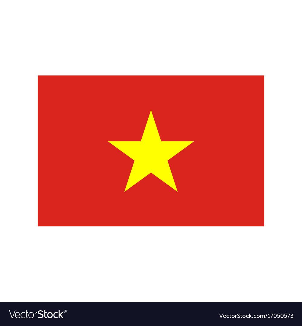 Флаг вьетнам картинка