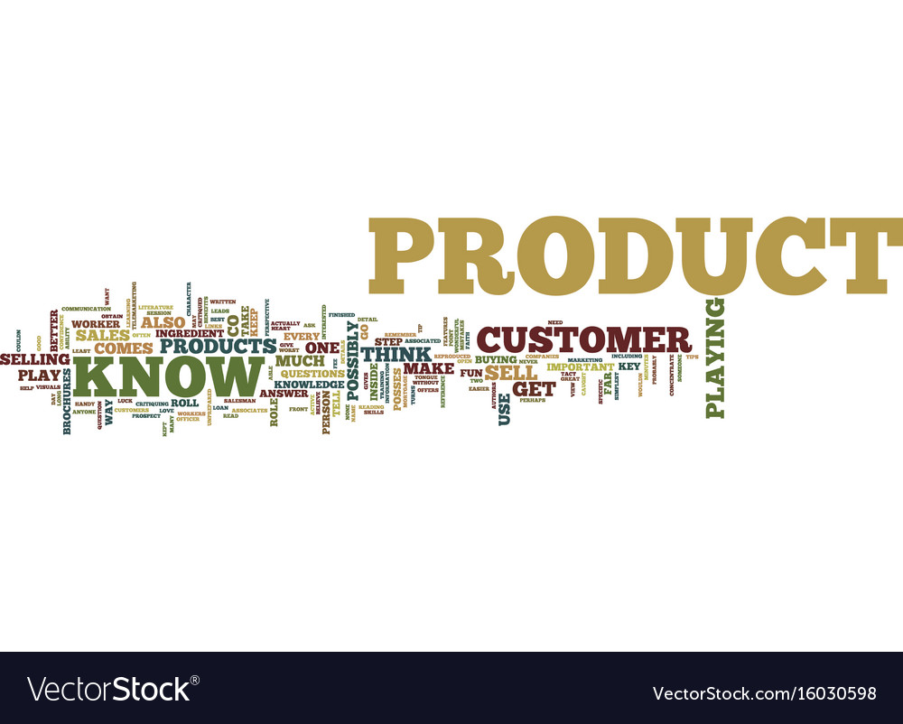 Know your private label rights rights text vector image