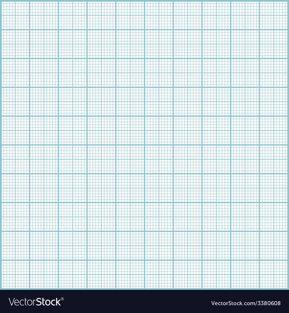 Blue millimeter paper background Square grid backg