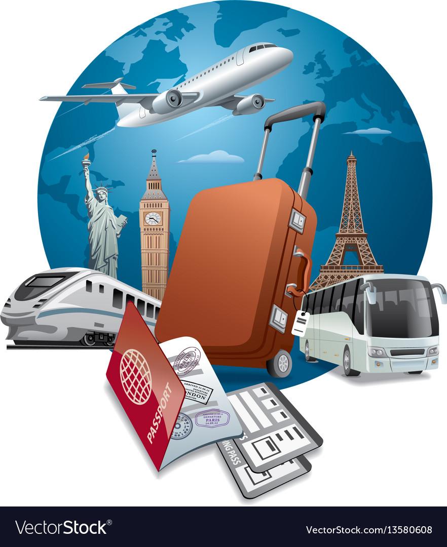 Travel around world