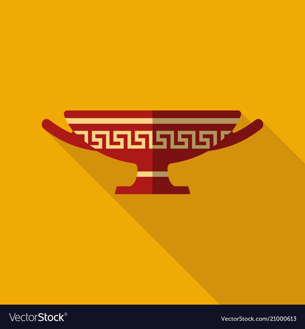 Antique greek vase