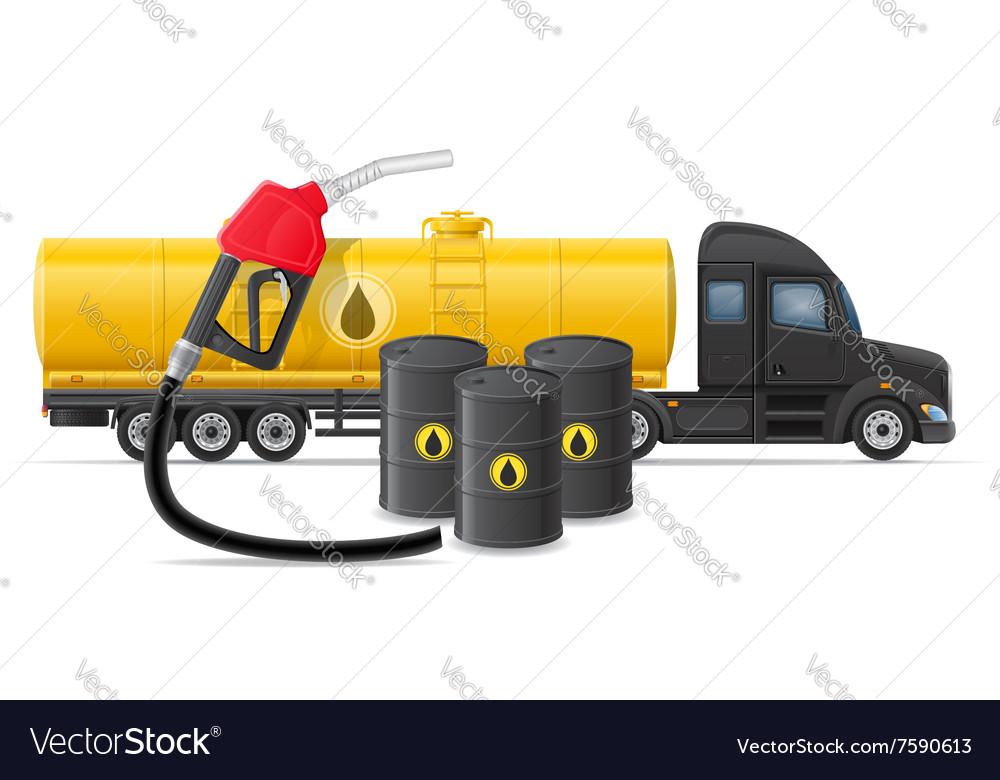 Semi truck trailer concept 05