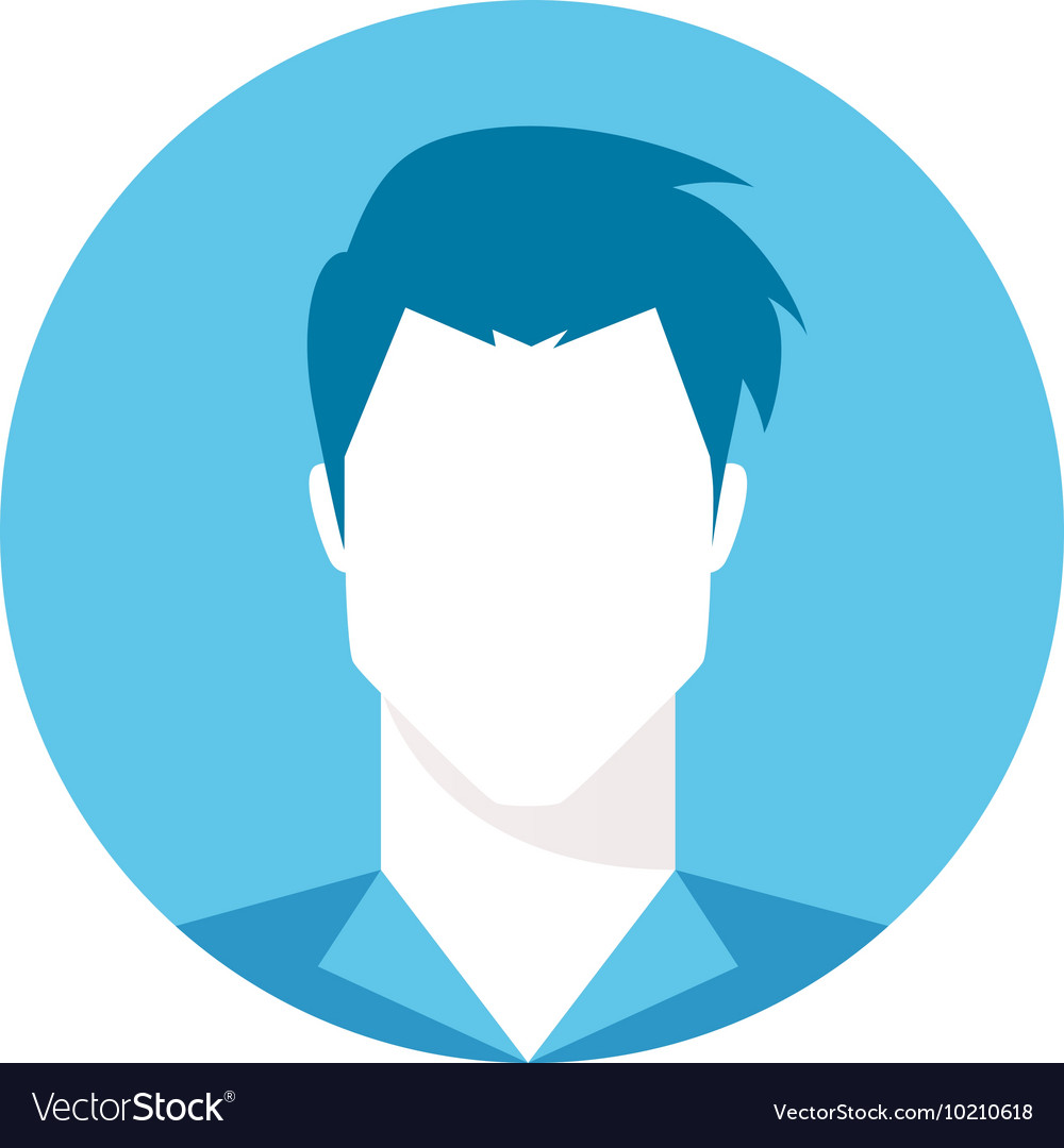 male avatar profile picture royalty free vector image