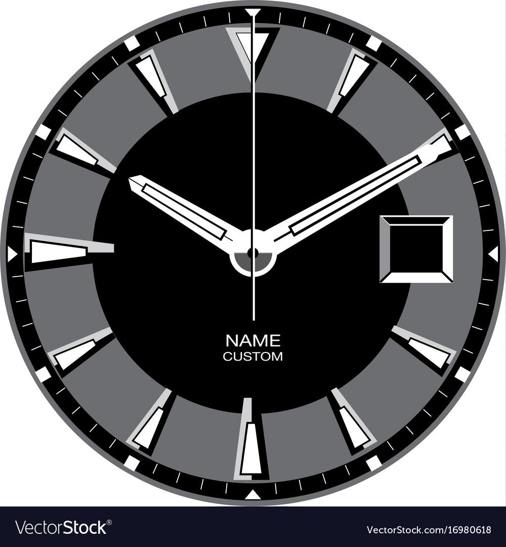 Smart watch face h