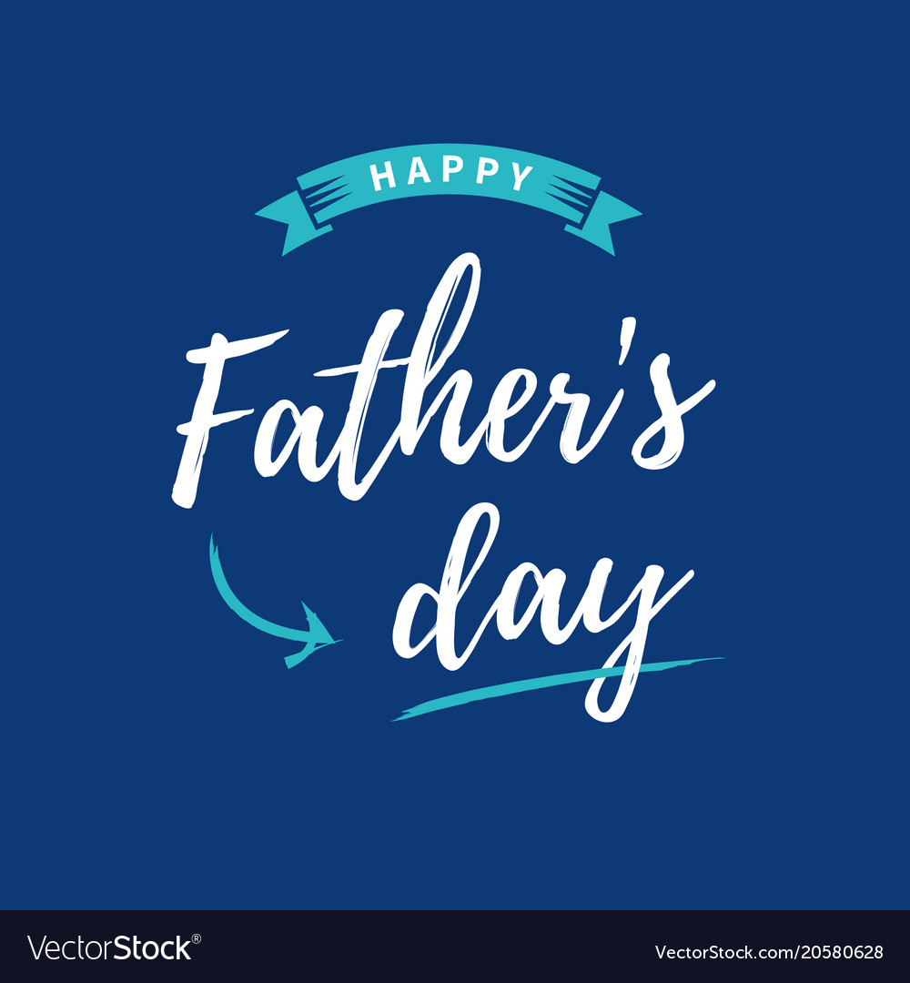 Fathers-day-card-blue-background