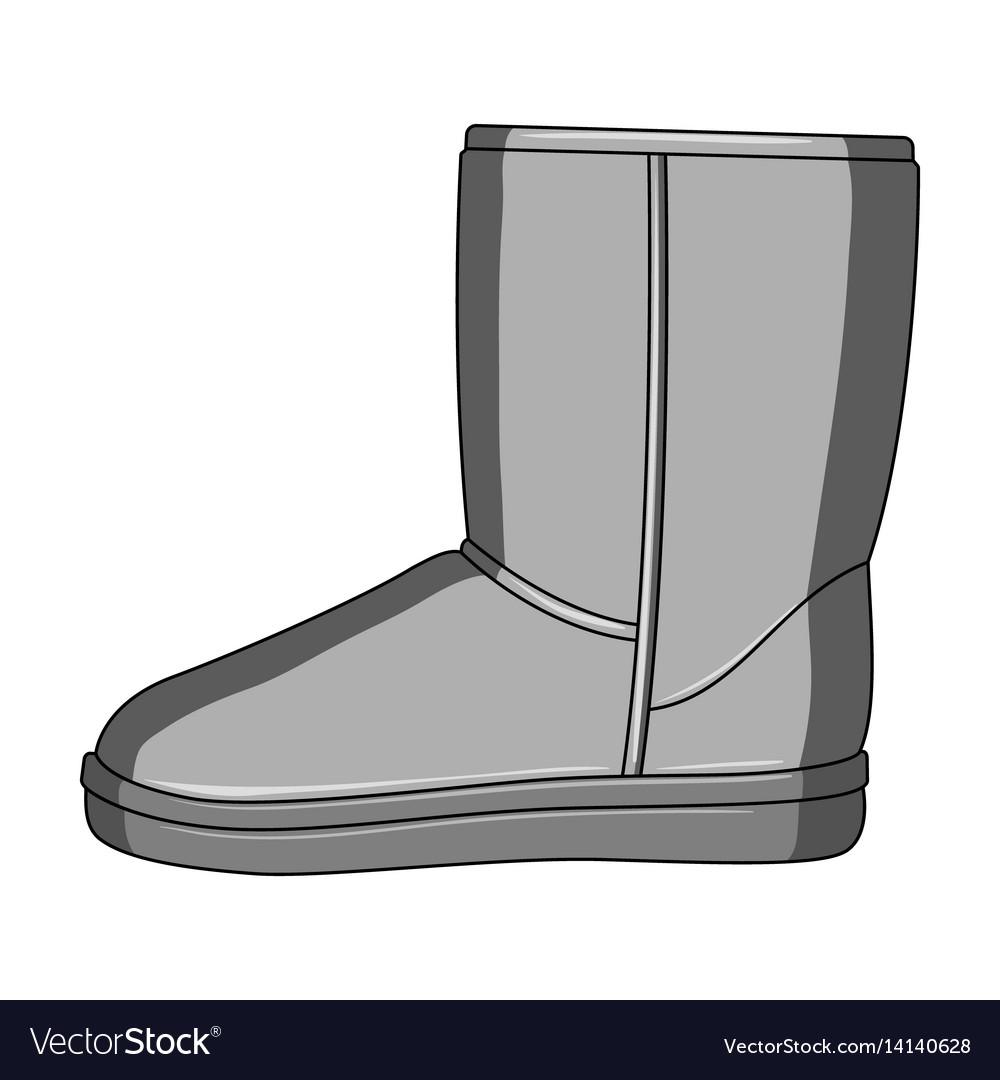 blue ugg snow boots
