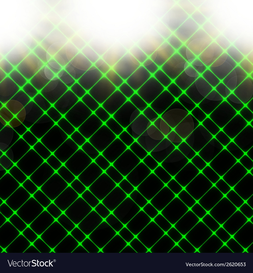 Abstract neon background blurry light effects