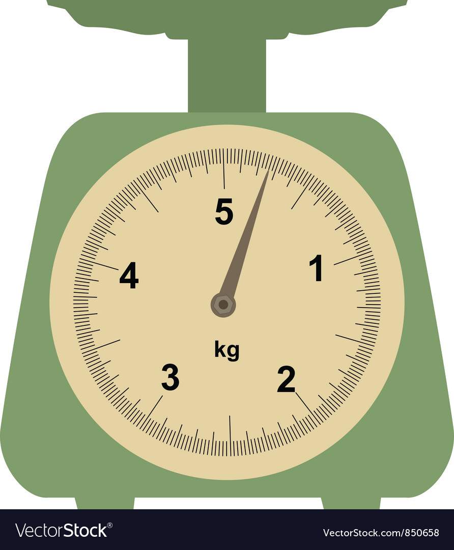 Domestic weigh-scales