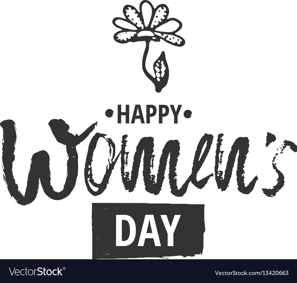 Happy international women s day on march 8th
