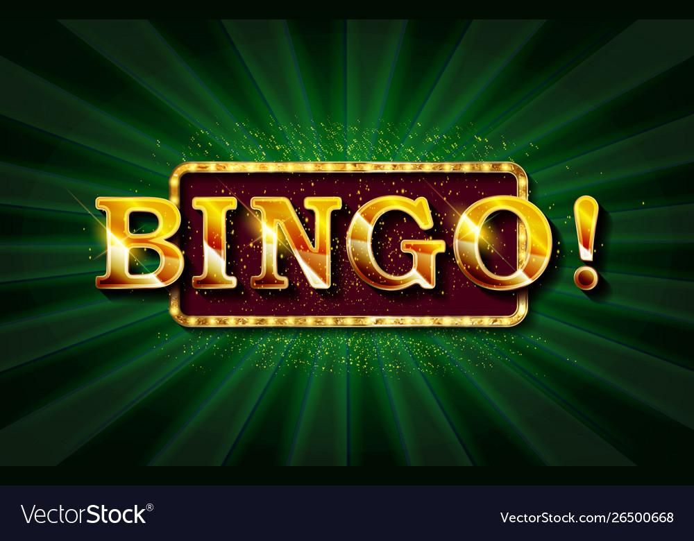 Bingo banner