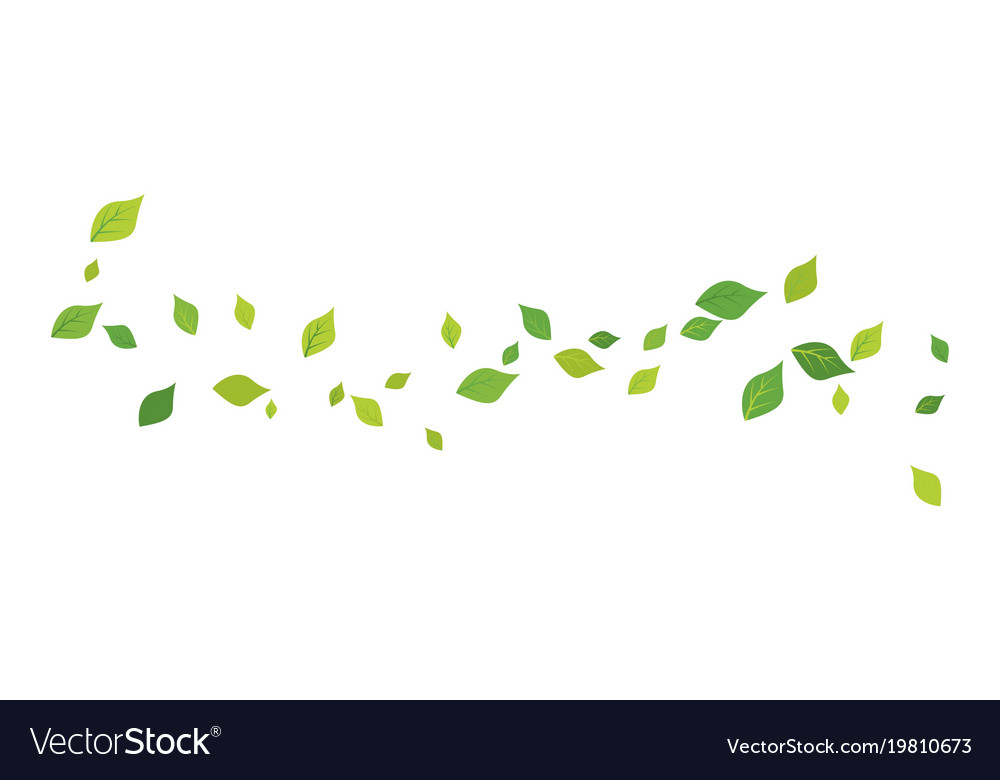 Ecology nature element icon