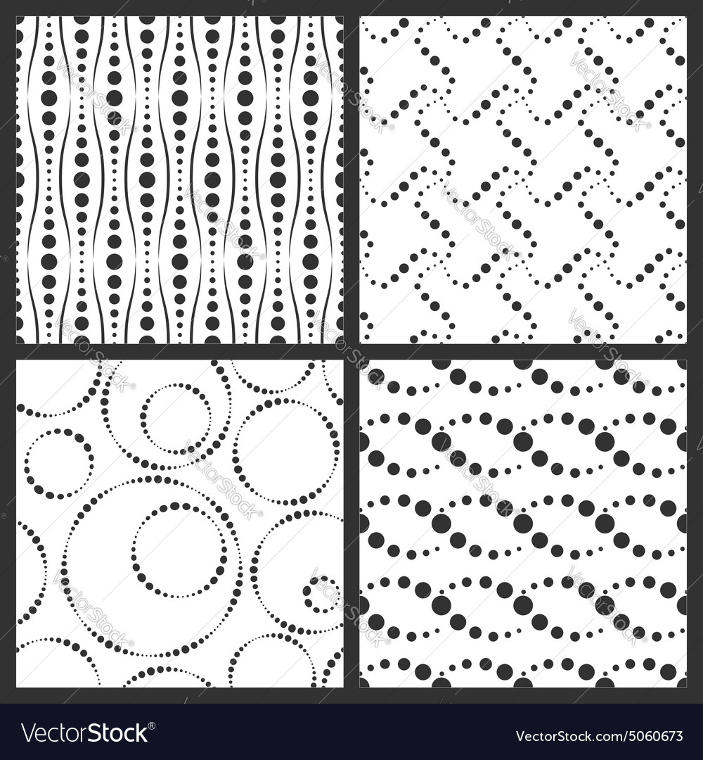 Simple textures backgrounds with dotted elements