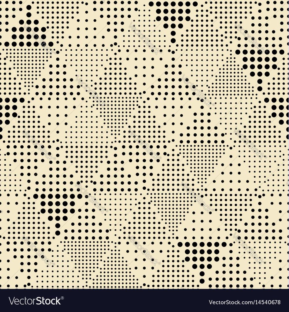 Seamless abstract modern triangle geometric
