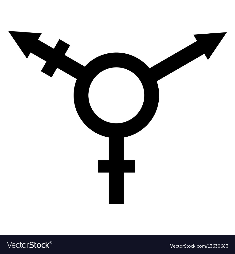 Sign symbol of gender equality
