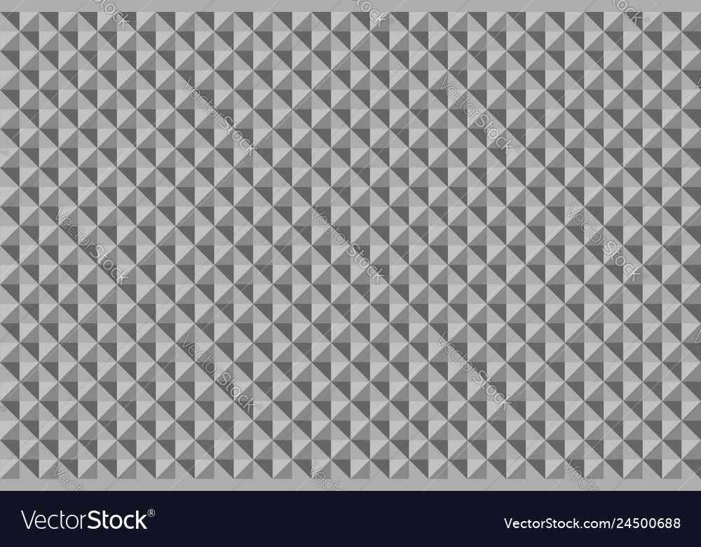 Metal texture cube build abstract seamless pattern