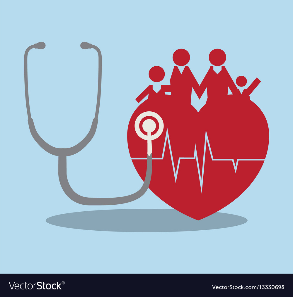 Family heart medical health care