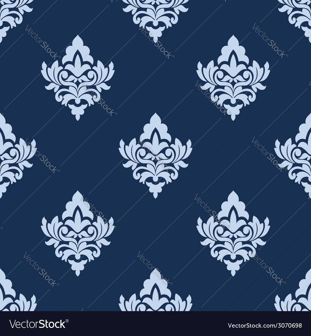 style arabesque pattern Vector Image