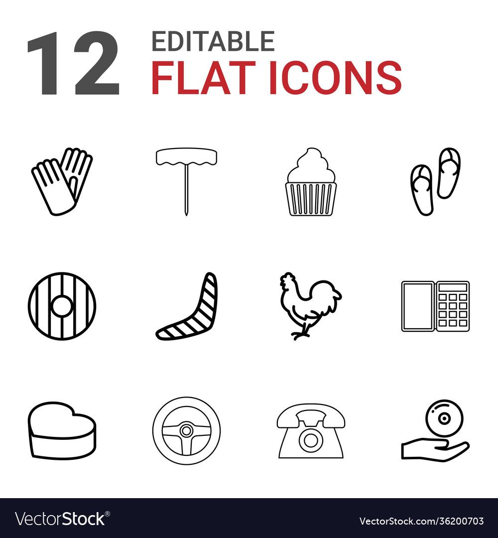 12 icon icons