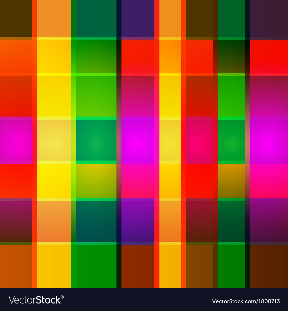 Abstract geometric multicolor background