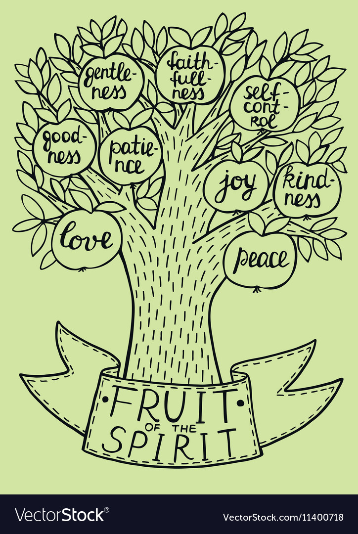 Biblical from the new Testament fruit