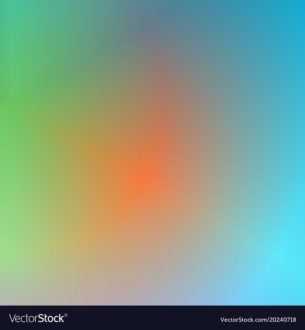 Gradient abstract blurred background