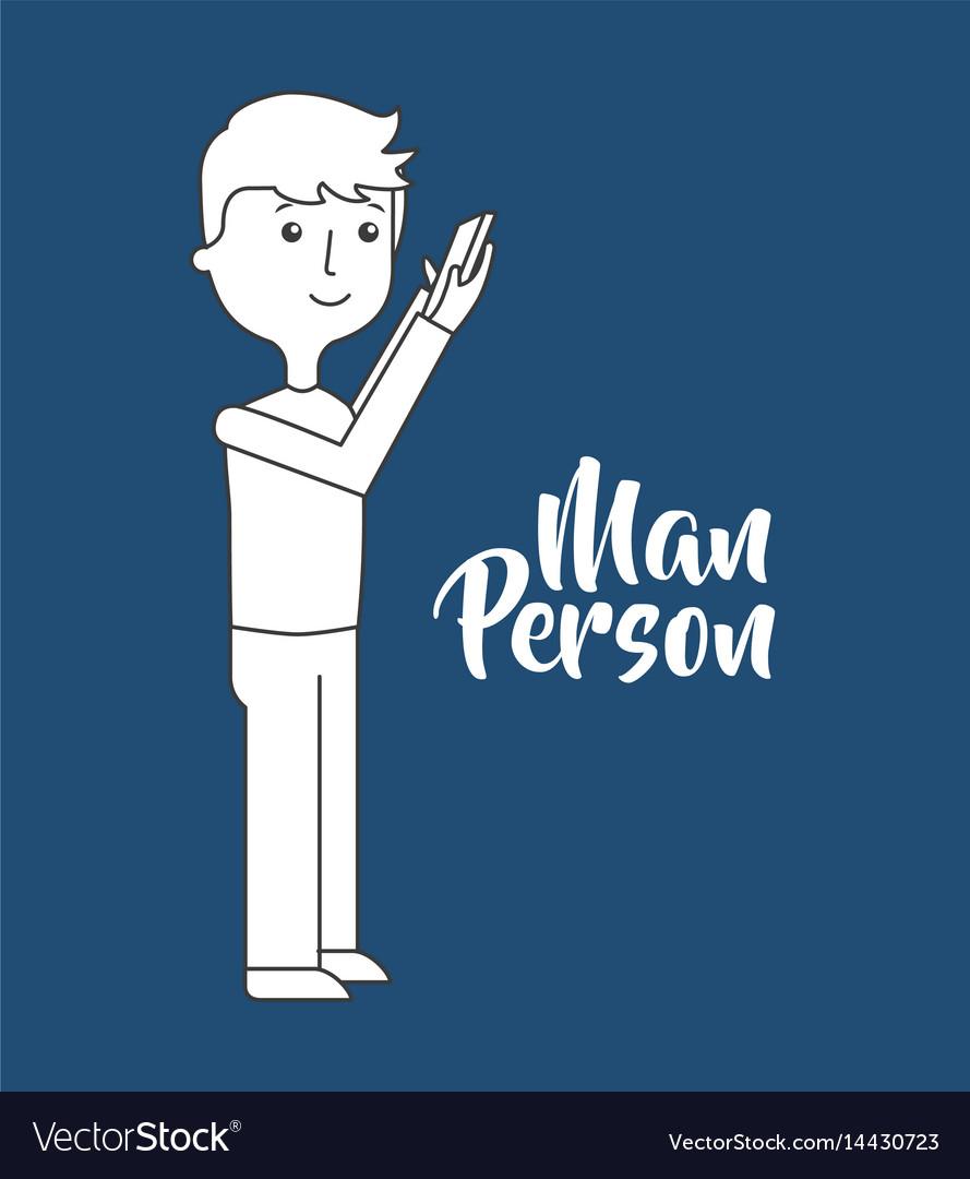 Man person icon