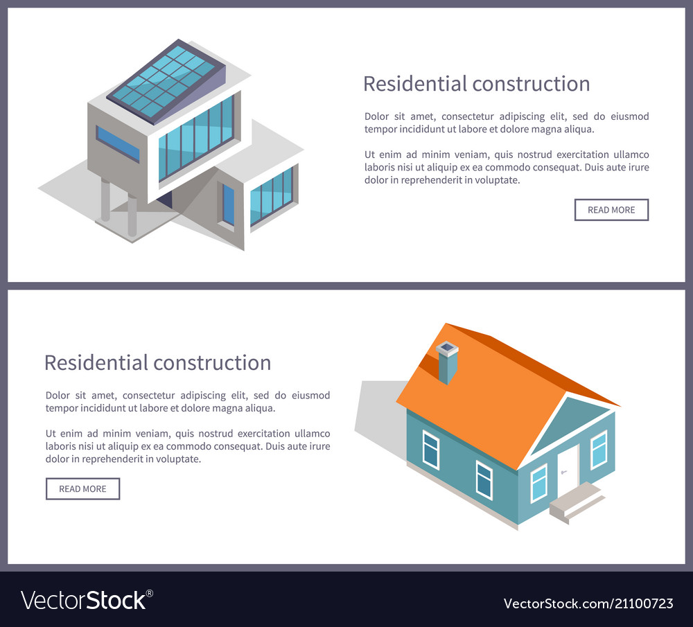 Residential construction web